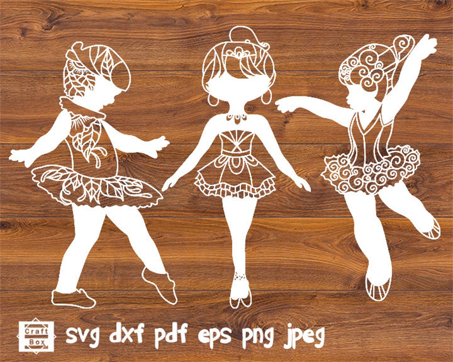 little ballerina svg, ballerina svg, ballerinas clipart, ballet svg, cute ballerina svg, ballerina template, ballerina svg bundl