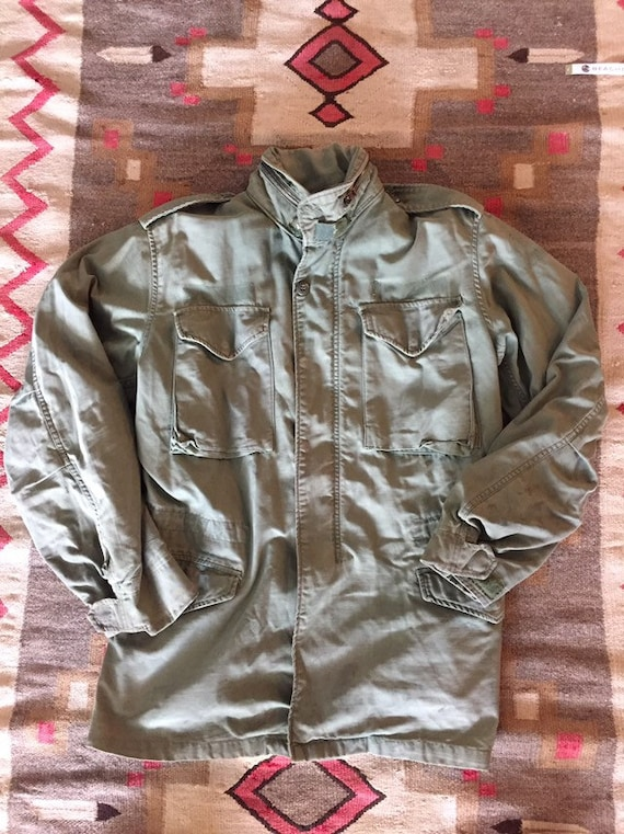 M65 Field Jacket Vietnam Era