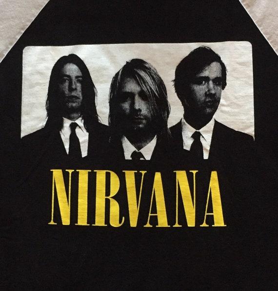1990's Dead Stock Nirvana  Vintage T shirt