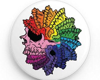 Deadly Pride Button