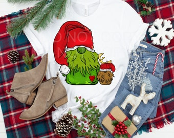 Gnome, Gnomey Stole My Heart For Christmas, Christmas Gnome shirt, Funny Christmas Gnome, Funny Dog Christmas, Dog Christmas, Gnome Xmas