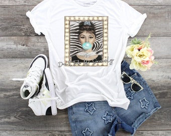 Zebra Pattern Style, Blowing bubbles with Audrey, Don't Take Life So Seriously, Have Fun, Sassy t shirt, Funny shirt for women, Sarcastic t