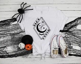 Halloween Stay Spooky ...shirt Bella Canvas tshirt