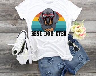 Best Dog Ever Dachshund  design