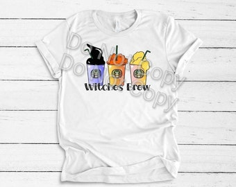 Witches Brew Toddler tshirt.