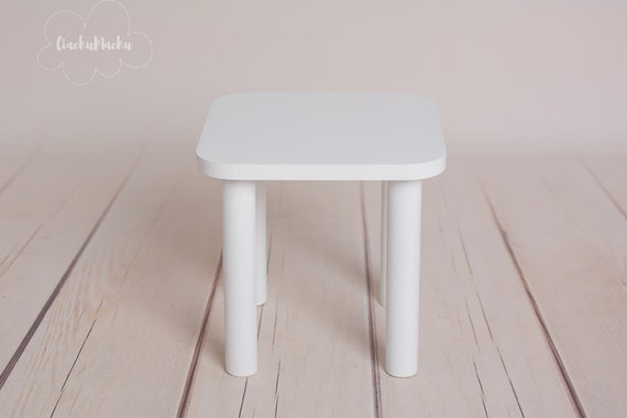 Stupendous Little Rectangle Stool Kids Furniture Toddler Gift Baby Furniture Kids Chair Baby Decor Wooden Baby Chair Theyellowbook Wood Chair Design Ideas Theyellowbookinfo