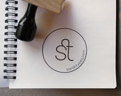 Business Logo Stamp - Your Logo on a Custom Rubber Stamp