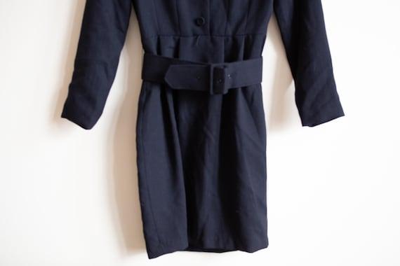 Vintage Black Laura Ashley Dress - image 4