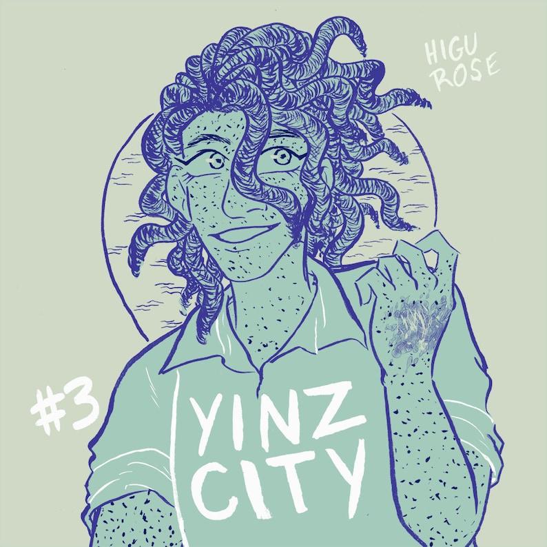 YINZ CITY: Issue 3 image 0