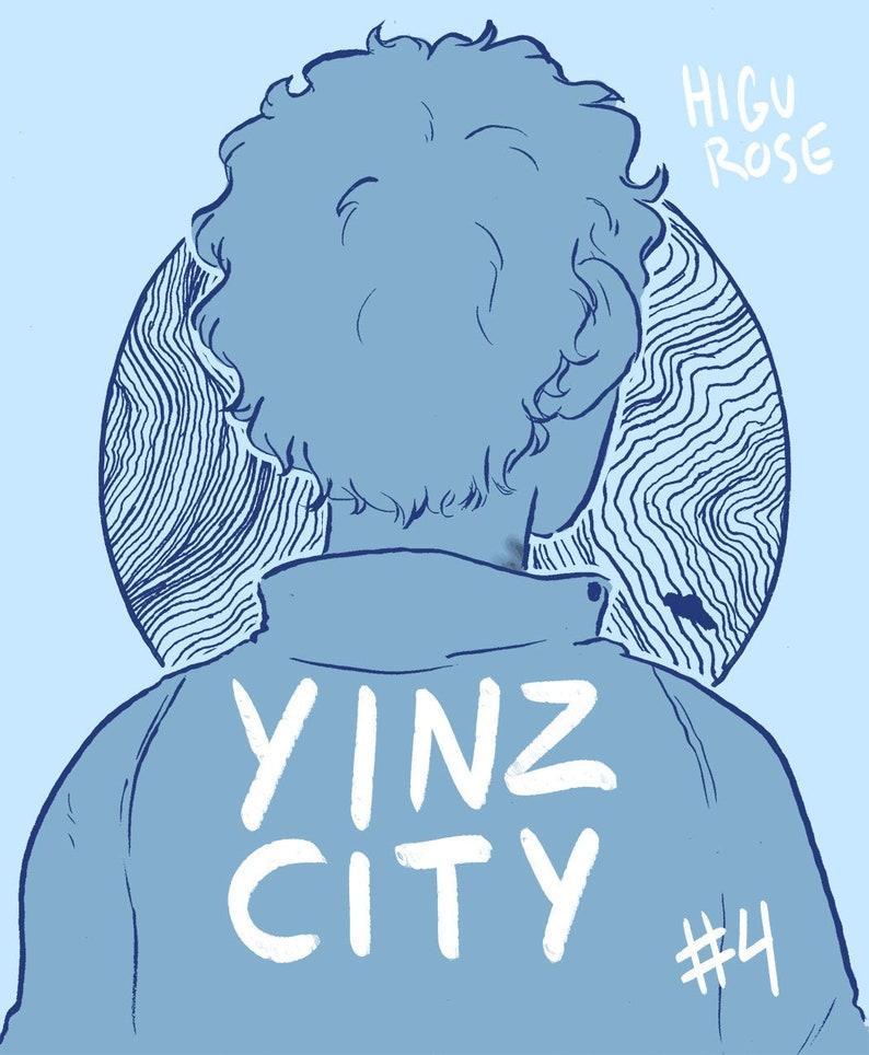 YINZ CITY: Issue 4 image 0