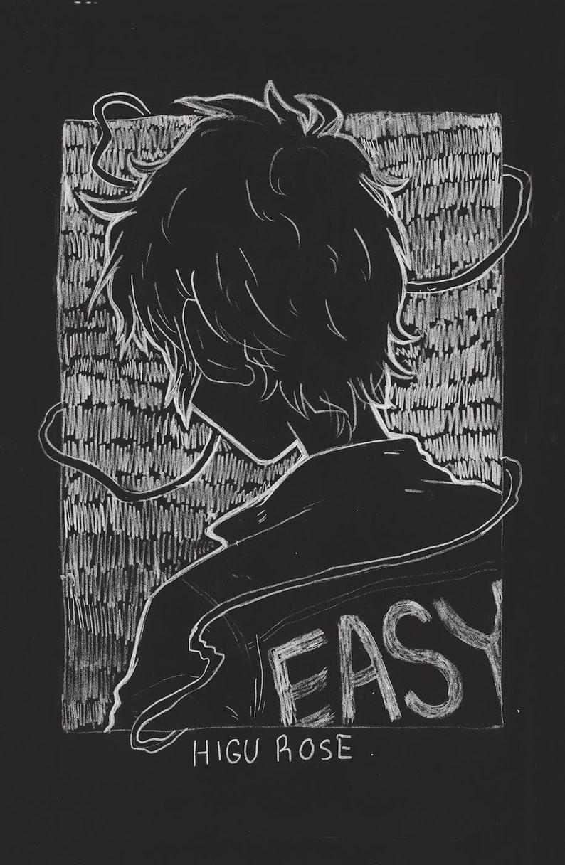 EASY an lgbtq comic image 0