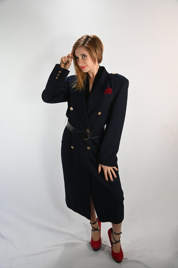 Oleg Cassini  Wool Coat