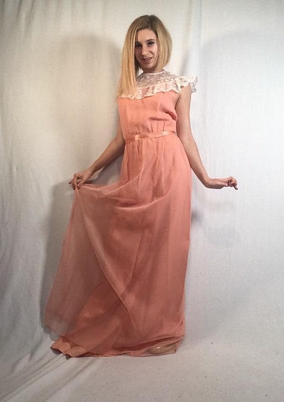 Dessy New York Creations Vintage Dress