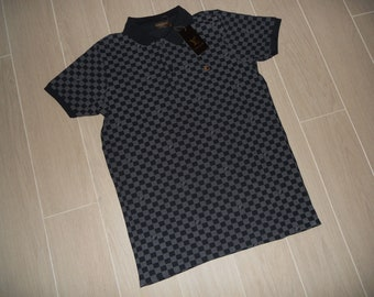 51b26f3fec35 Dark Blue Gray T-shirt Louis Vuitton