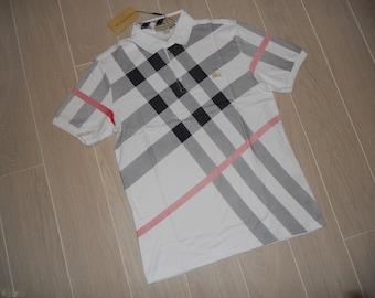 7036e2b588a Burberry White T-shirt