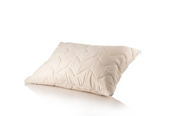 Pure cotton sateen quilted pillow best