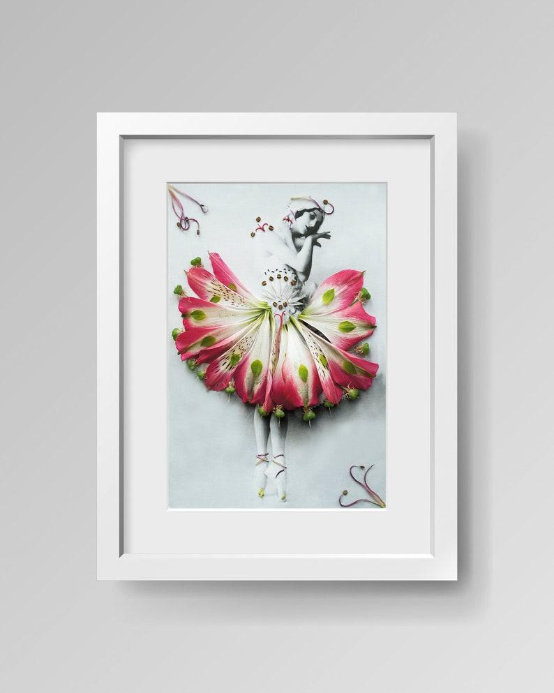 Art Print  Anna Pavlova  Ballerina  Print  Poster  Print image 0