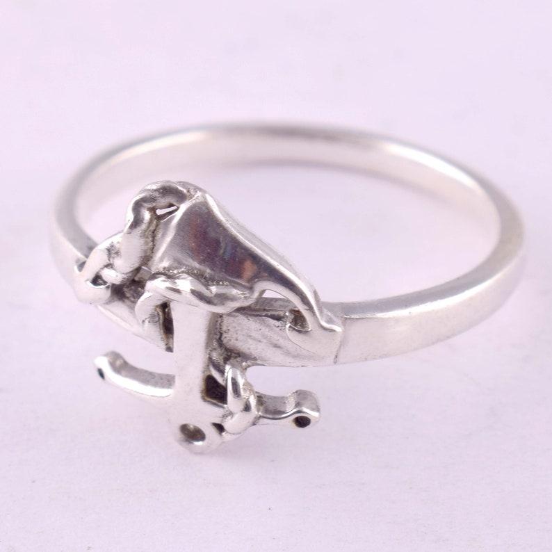 silver ring Plain ring handmade ring Ring for men simple ring 925 sterling ring lover ring