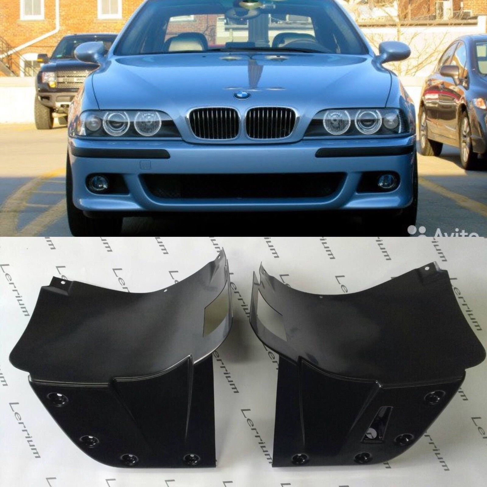 bmw e39 m5 l r vorne form m sto stange spritzer panel liner etsy. Black Bedroom Furniture Sets. Home Design Ideas
