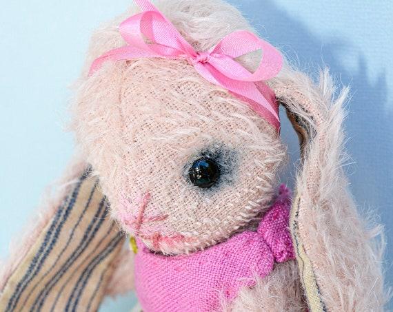 Teddy ,Art,mohair, Boho, Gift, Decor,Wall Decor,Home Decor,Personalized Gift,Home,Doll,Bathroom,Farmhouse Decor, kitchen, decor ,wool