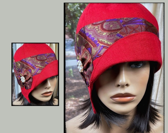 1920s Hat,Cloche Hat,Downton Abbey Hat,Miss Fisher Hat,Vintage Costume,Great Gatsby Hat,1920s Flapper Hat,Vintage Style Hat, Downton Fashion