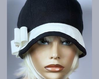 Cloche Hat,1920's Fashion Hat,Cloche Hats ,Great Gatsby Hat,Custom Hat,Ladies Cloche Hat ,1920's Head ware ,Ladies Cloche Hat, 1920's Hat