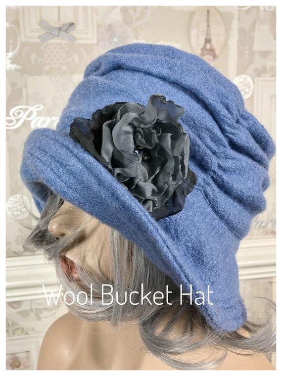 Cloche Hat - 1920's Fashion - Cloche Hats - Gatsby Hat - Custom Hat - Ladies Cloche Hat - 1920's Headware - Ladies Cloche Hat - 1920's Hat