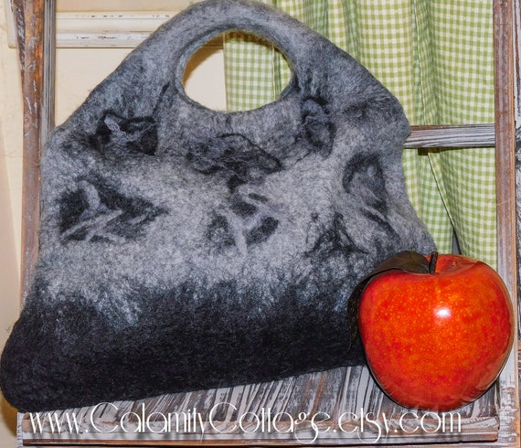 Felted purse, shoulder bag,ToteBag,Felted Bag,Wool Bag,Purse,Purse,Wool Bag,Handmade Bag,Handmade Purse,Hand Bag,Boho Bag,Wool Purse,Felted
