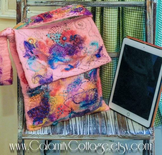 Felted purse, shoulder bag,ToteBag,Felted Bag,Wool Bag,Purse,Purse,Wool Bag,Handmade Bag,Handmade Purse,Hand Bag,Boho Bag,Wool Purse,Felted