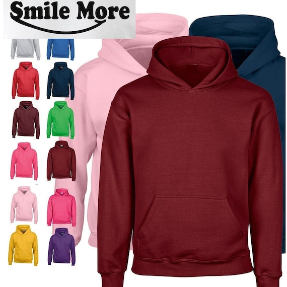 SMILE MORE BLACK SWEATSHIRT TOP JUMPER PULLOVER ROMAN ATWOOD YOUTUBE