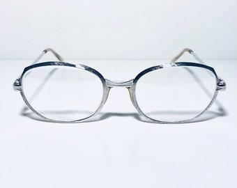 ea29ee66991d Vintage MC Eyewear Hexagon Oval Eyeglasses