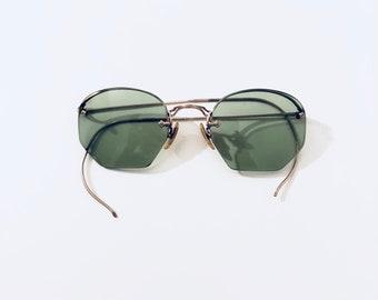 cd9696600d Vintage American Optical Gold Filled Eyeglasses