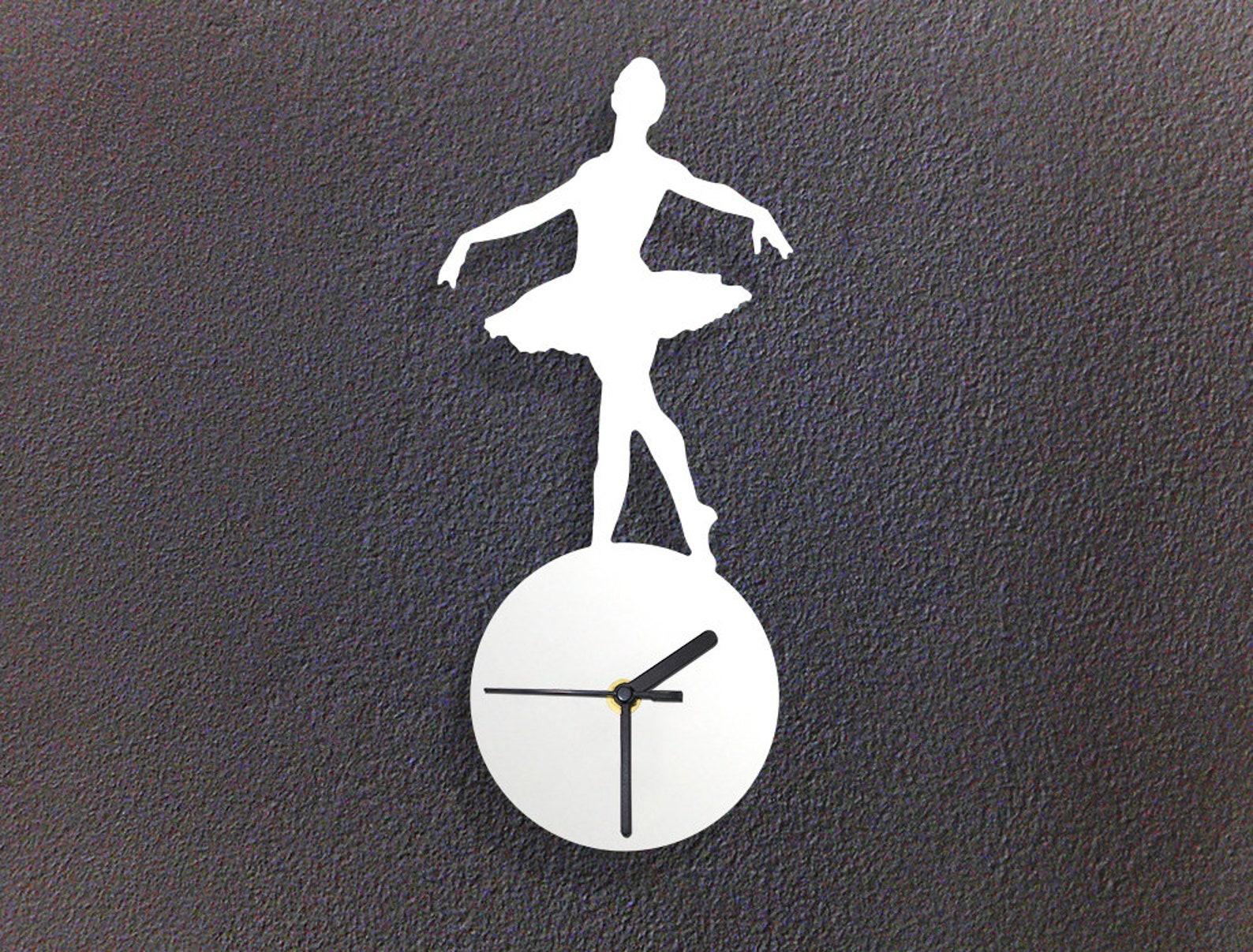 ballerina - ballet dance - pointe shoes - pirouette arabesque - dance therapy discipline - modern novelty gift - custom acrylic