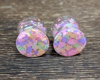 Glitter Plugs Pick Your Colour