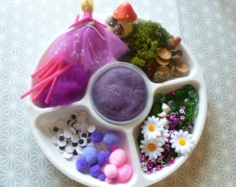 Fairy Themed Montessori | Loose Parts | Open Ended Play