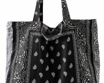 Overnight Reversible Tote Bag