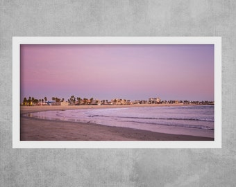 Venice Vibes - Venice Beach California CA - Sunset Beach - West Coast - Fine Art Photography -  Photographic Print