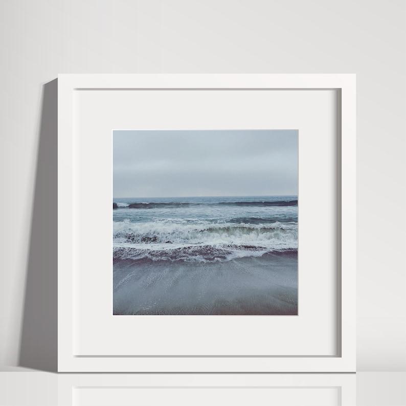 SoCal Winter  California Zuma Beach  Ocean Waves  Nature image 0