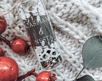 Cassian & Nesta Bottle