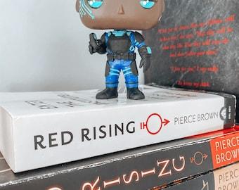 Orion xe Aquarii. Red Rising Inspired Custom Funko.