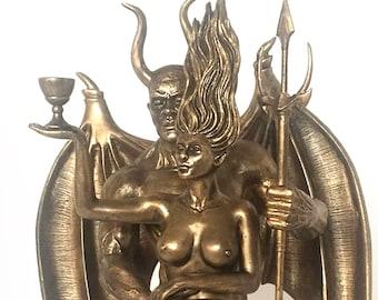 Lilith, Lucifer & Leviathan