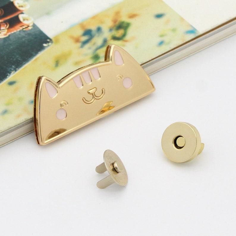 Purse Lock bag lock Metal Lock purse snap purse hardware