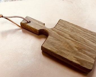 Mini Oak Chopping Board