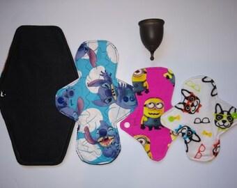 Menstrual Cup Starter Set