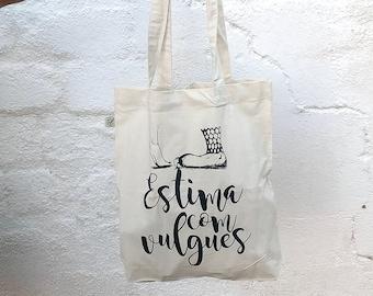 Tote Com Bag Tote Vulgues Bag Estima 6F6wr