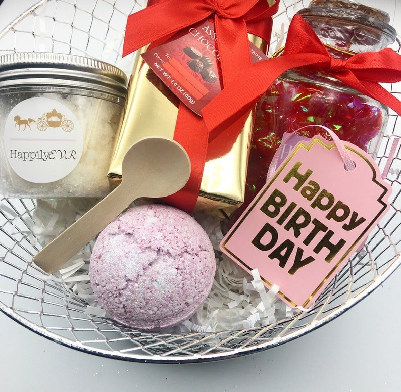 Happy Birthday Spa Gift Setsend A Giftgifts For Her
