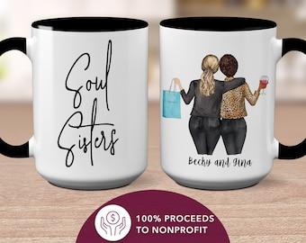 soul sister mug