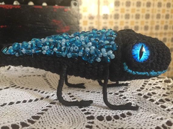amigurumi camaleonte | Cute crochet, Crochet amigurumi, Crochet toys | 428x570