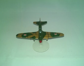 Items similar to British Kittyhawk, British WWII Plane, 1/144 scale