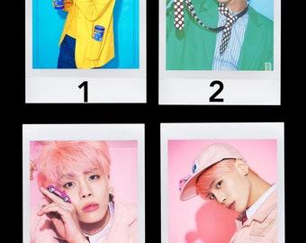 SHINee Jonghyun Instax Polaroid Photos